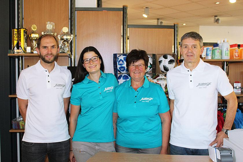 JURA Sport-Service Team