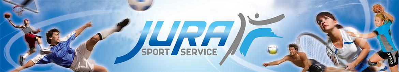 JURA Sport-Service — Ihr Profi für Vereins- und Freizeitausstattung